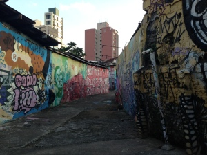 Beco do Aprendiz, Vila Madalena